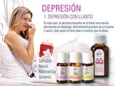 Depresión & Ansiedad & Aceites Esenciales JUST – Usar Aceites Esenciales