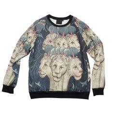 7 lions sweat-shirt