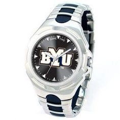 Brigham Young Cougars NCAA Mens Victory Series Watch
