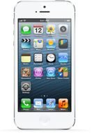 iPhone 5 in White and Silver Please