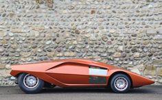 Bertone Lancia Stratos Zero