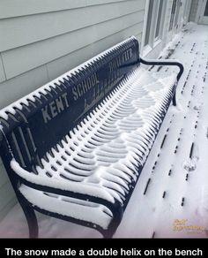 Incredible Snow Helix
