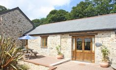 A traditional barn conversion cottage in Cornwall, Pendeen is set on one level and offers a cosy open plan living space with two double bedrooms and a twin Cornwall Cottages, Barn Renovation, Seaside Village, Falmouth, Breath Of Fresh Air, Double Bedroom, Open Plan Living, Living Spaces, Extension Ideas
