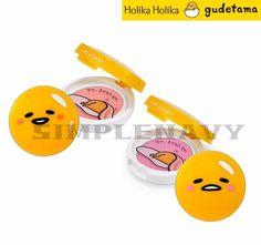 Holika Holika Gudetama Lazy & Easy Jelly Dough Blusher #HolikaHolika
