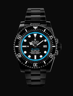 Rolex DeepSea by Blaken #rolex #watch #men #accessories #luxury #style #bennettjlr #allentown #pennsylvania