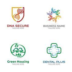 Free Logo Set – GraphicsFamily: Professional Logos, Illustrations, Mockups and Professional Logo, Free Logo, Business Names, Logo Templates, Company Logo, Illustrations, Logos, Illustration, A Logo