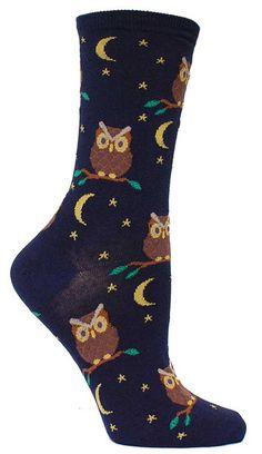 Night Owl Socks