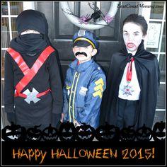 East Coast Mommy: Halloween 2015