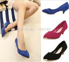 women's dress shoes low heel | ... -heel-shoes-black-color-women-s ...