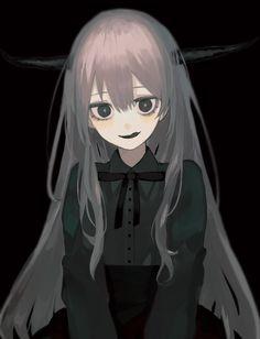 Kawaii Anime Girl, Anime Art Girl, Manga Girl, Anime Oc, Dark Anime, Female Characters, Anime Characters, Character Inspiration, Character Art