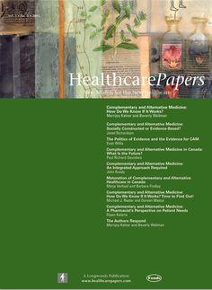 Vol. 3 No. 5 2003 Complementary & Alternative Medicine