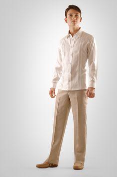 Ropa para Hombres para una Boda en la Playa. Los trajes casuales son ... d5b36439100