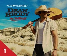Bonus Image - 'Road to the Dirt Tour' Dean Brody Contest Outdoor And Country, Top Country, Country Music News, Canadian Girls, Country Living, My Eyes, Dean, To My Daughter, Tours