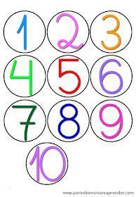 A Arte de Ensinar e Aprender: Número x Numeral