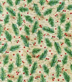 Christmas Wrapping Paper Background | Christmas Vintage-Wrapping Paper & Backgrounds