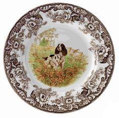 English Springer Spaniel | Woodland, by Spode
