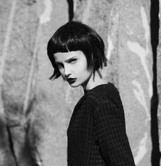 20 Chic Bob Hairstyles with Bangs - Love this Hair