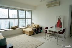 #rent Condo entire unit near Orchard, Singapore. Click for more pictures. :)