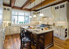 cottage kitchen | Muskoka Cottage Kitchen Interior Design | Nice Home Picture