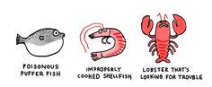 Dangerous Seafood — The Nib — Medium
