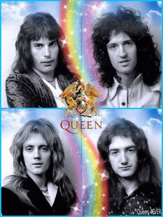 Queen are a British rock band that formed in London in Their classic line-up was Freddie Mercury, Brian May, Roger Taylor, and John Deacon. Queen Freddie Mercury, John Deacon, Queen Rock Band, Freddie Reign, Heavy Metal, Queen Movie, Princes Of The Universe, Roger Taylor, Queen Photos