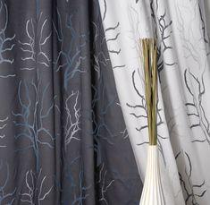 ADVENTURE » Energiegeladener Dekorausbrenner in eleganten Farben Weiß, Leinen und Anthrazit. #5700Chic  #vorhang #gardine #store #inbetween #SONNHAUS #raumausstattung