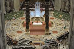 The words and happenings of the Year of faith with the Holy Father Benedict XVI