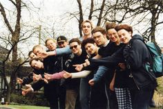 1996 Outside the Tower #dundeeuni50