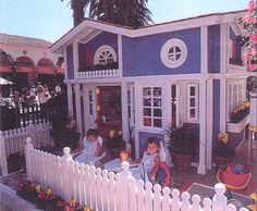 [Balboa Dream House 1997] Builders: Irvine Apartment Communities w/ Regis Contractors, L.P.  Mission: The proceeds from the 1997 playhouse auction raised money to build homes for families in Orange County through HomeAid Orange County.