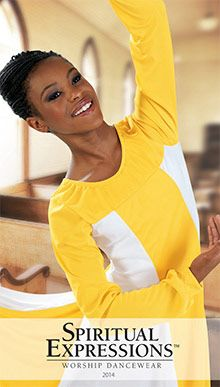 Praise Dance Wear - Praise dance videos and dancewear