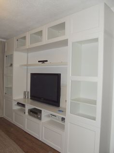 Ikea Besta - for the look of built-ins