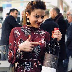 #Fantinel #LaRoncaia #Prowein2018 #refosco #wine #redwine #bigbottle #winelover #winetime #germany #dusseldorf #fair #madeinitaly #excellence