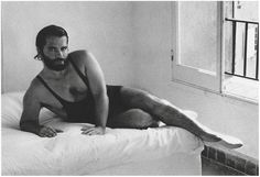 Karl Lagerfeld - Helmut Newton