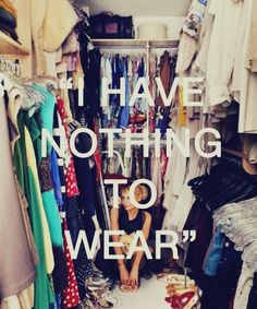7 Types of Clothes in your Closet to Do Away with Now