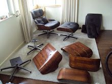 how to restore a plycraft eames copy lounge chair. Furniture Repair, Furniture Design, Charles Eames, Furniture Restoration, Modern Sofa, Upholstery, Restore, Lounge, Living Room