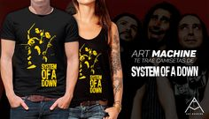 T Shirt System of a down