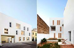 RipollTizon Estudio de Arquitectura, Social Housing, Sa Pobla, Maiorca