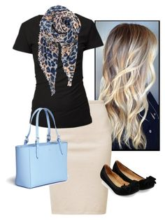 """""""Modest"""" by seraiah99 ❤ liked on Polyvore featuring Majestic, James Perse, BeckSöndergaard and Tory Burch"""