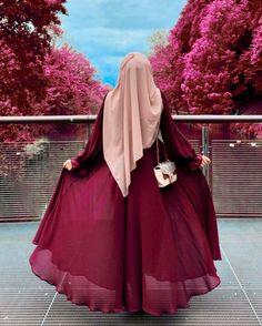 Muslim Fashion, Modest Fashion, Hijab Fashion, Fashion Outfits, Hijabi Girl, Girl Hijab, Image Foto, Muslim Girls Photos, Hijab Hipster