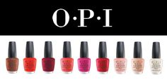 I love O.P.I nail polish in general, for quality and colour.
