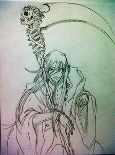 undertaker 2 - kuroshitsuji