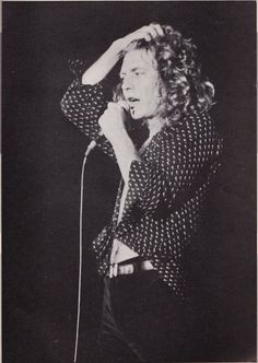 Arcadia ~ Robert Plant