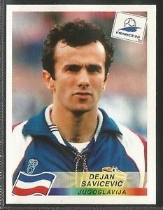 Panini World Cup France Savicevic Football Stickers, Football Cards, Fifa World Cup France, Dejan Lovren, Uefa Euro 2016, Euro 2012, European Football, Ac Milan, Back To Black