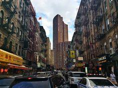 New York City - Chinatown #SasaYork #NewYork #Chinatown