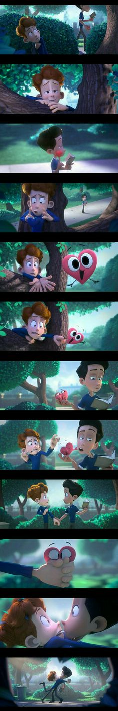 In a Heartbeat ||1/3|| So beautiful / #anime
