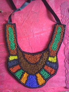 bib-necklace masahi style 18,-