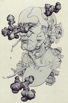 james jean -ginger II