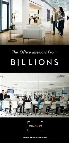 Billions, a Showtime series exploring the world of high finance. Despite the lack of characters you can empathize with, it's an eye-catching production with solid writing and acting. We particularly like the office of Axe Capital. The Office, Office Decor, Office Ideas, Office Interior Design, Office Interiors, 666 Fifth Avenue, Billions Showtime, Showtime Series, Cable Television