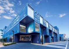Image result for 3 40 foot shipping container homes