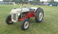 1950 ford 8N V8 flathead, show winner UK.